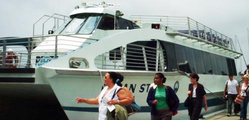 RIPTA Ferry
