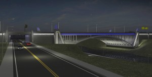 Pawtucket River Bridge Rendering