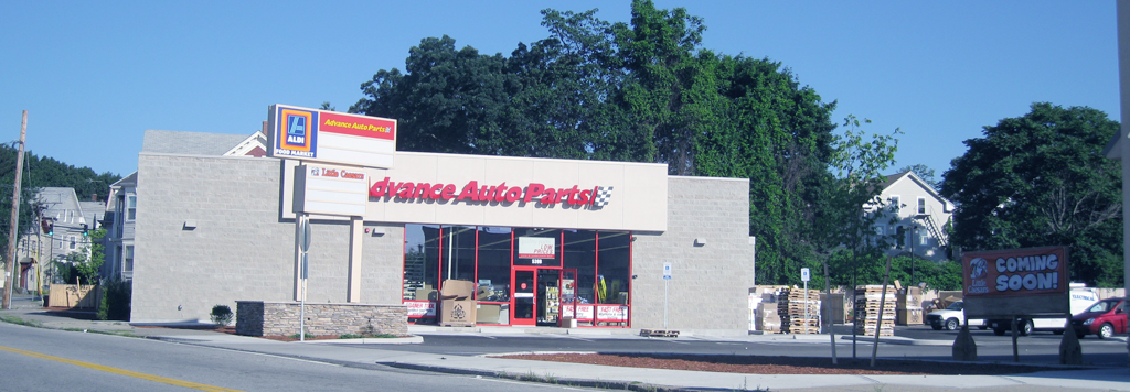 Advanced Auto Parts Store