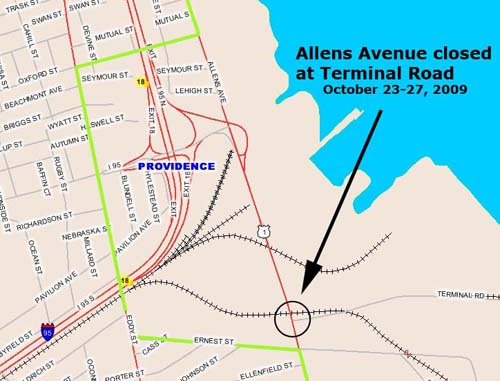 Allens_Ave_Oct09_Closure