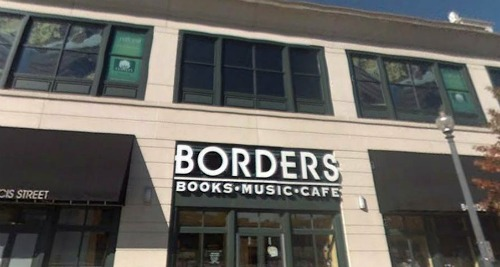Borders Books at Providence Place