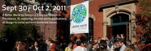 A Better World By Design 2011