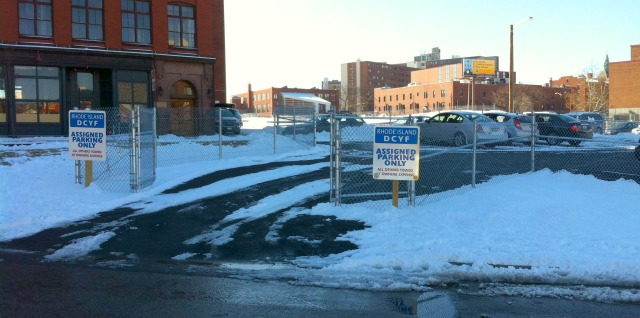 dcyf-parking-lot