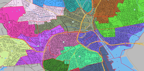Ward Redistricting