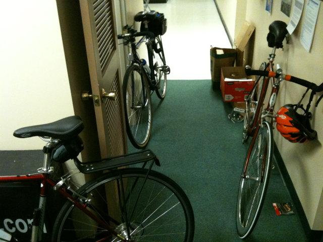 Office Bikes