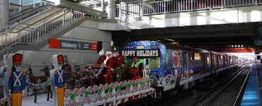 cta holiday train 2012