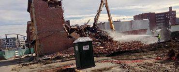Mirabar Building Demolition