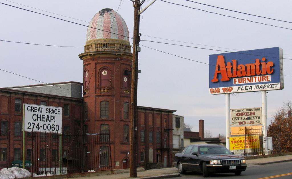 ProJo: Reviving Olneyville: Providence Plan Seeks Overhaul Of Public  Housing | Greater City Providence