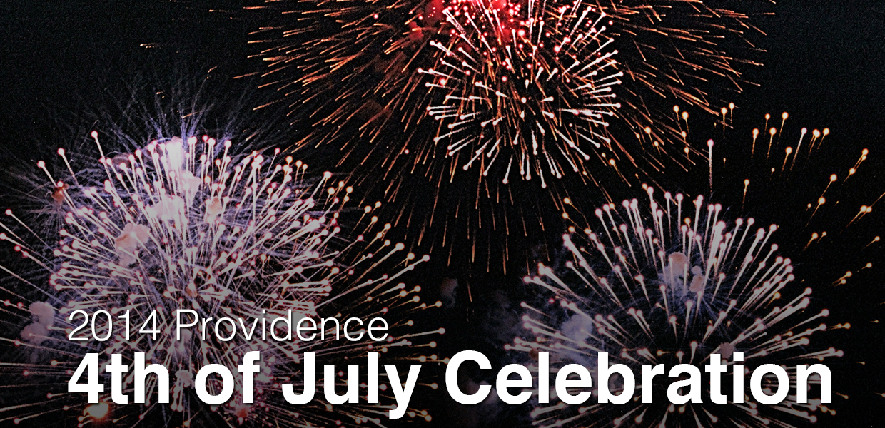 2014 Providence 4th Of July Celebration Fireworks And