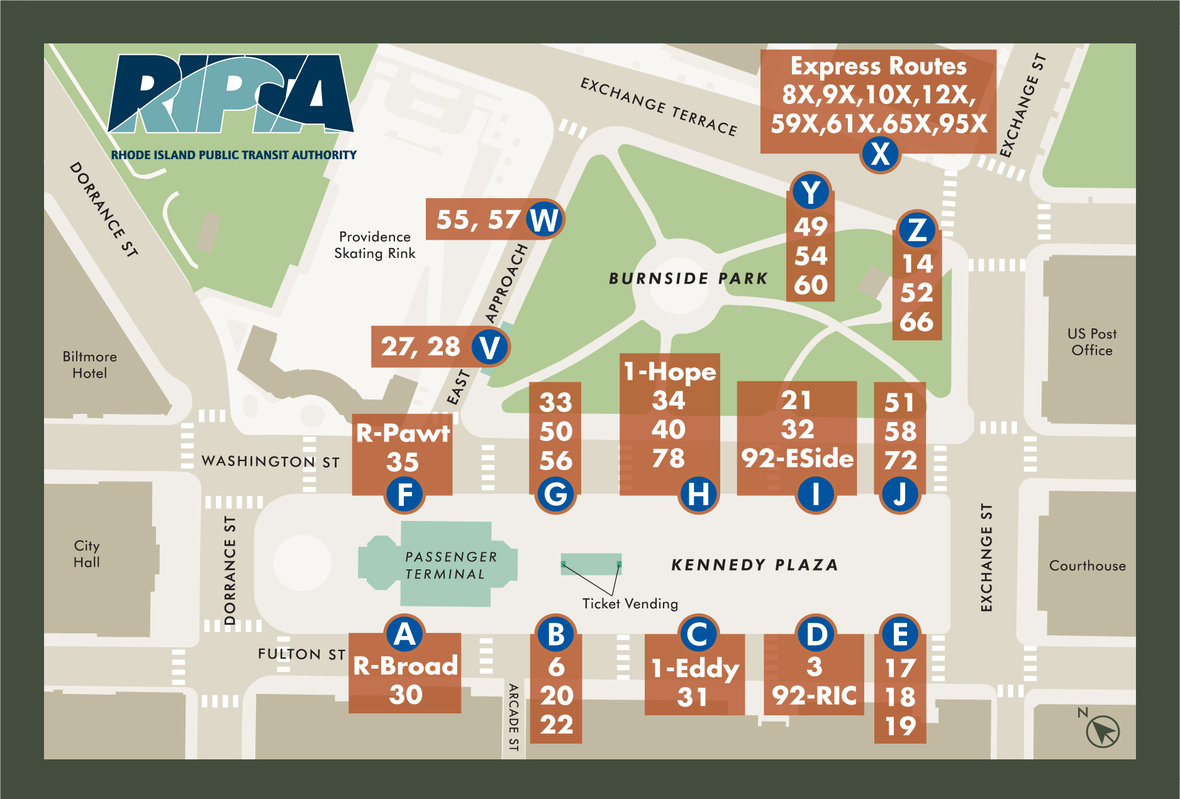 kennedy-plaza-map