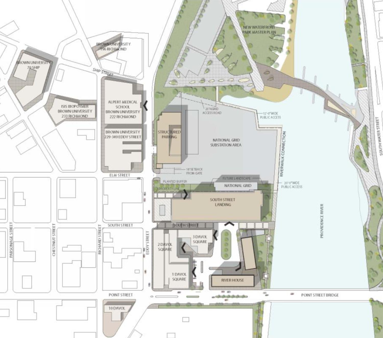 south-street-landing-plan