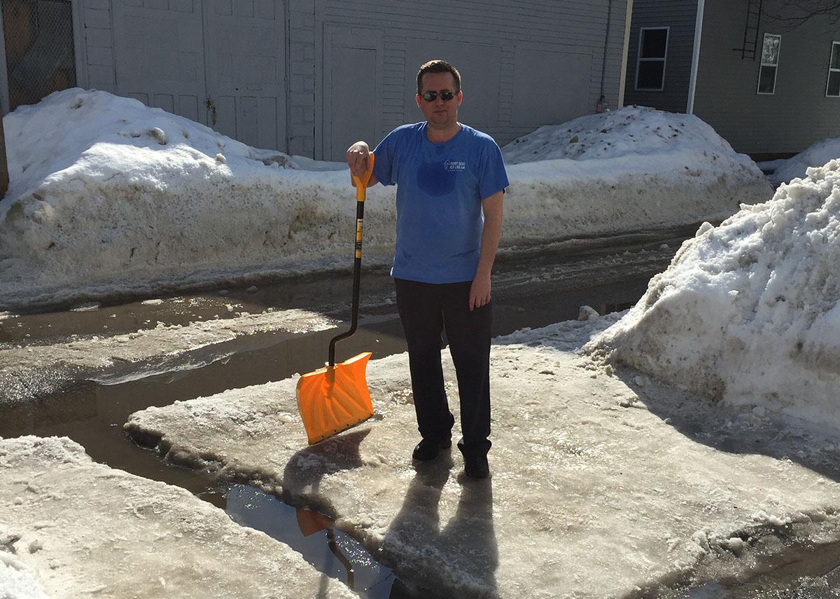 me-shoveling