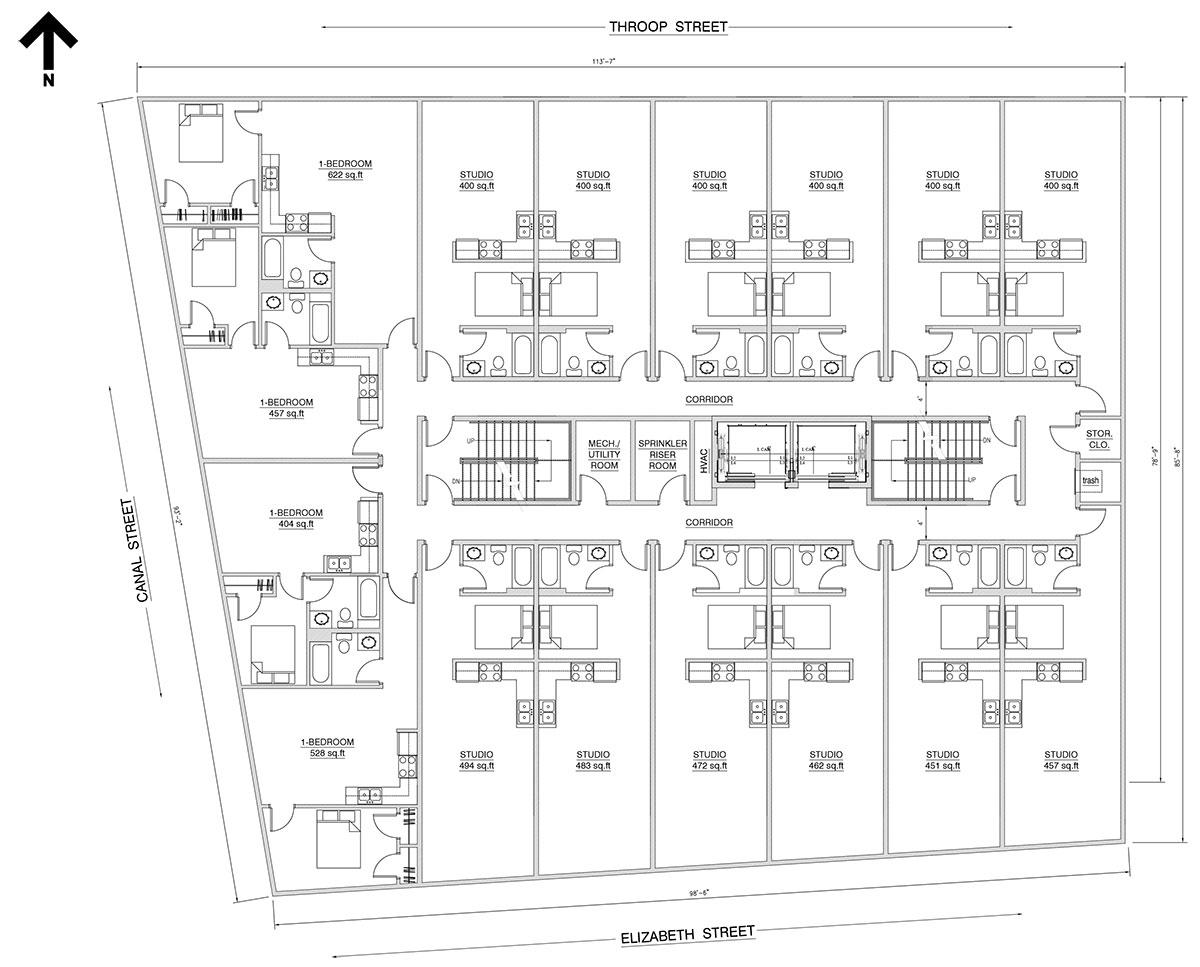 169-Canal-1-residentialplan
