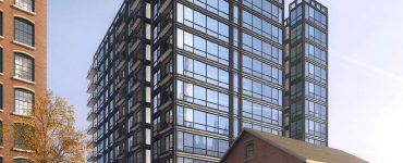Rendering of 151-155 Chestnut Street