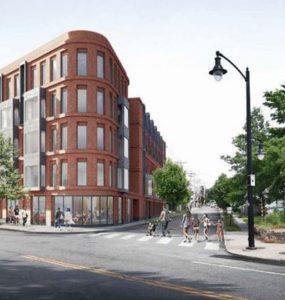 311 Knight Street Rendering