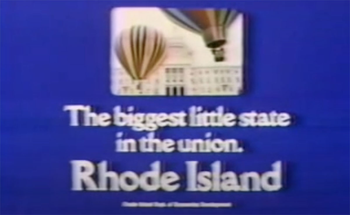 Biggest Little State in the Union